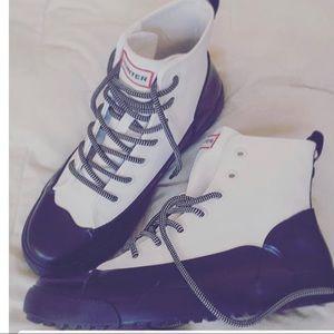 Hunter NEW canvas sneaker